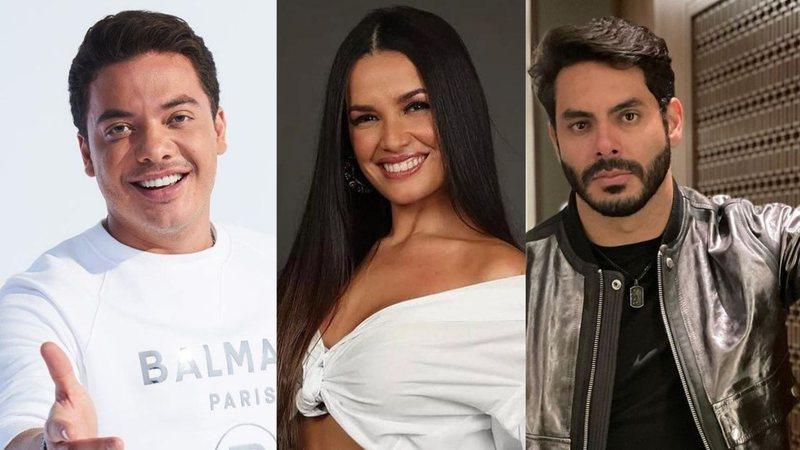 """Climão! Wesley Safadão dá indireta após alfinetada de Rodolffo sobre Juliette do BBB21: """"Fiz multirão"""""""
