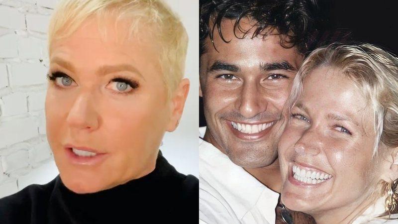 """Assessoria de Luciano Szafir nega que Xuxa Meneghel está pagando despesas: """"Não é verdade"""""""