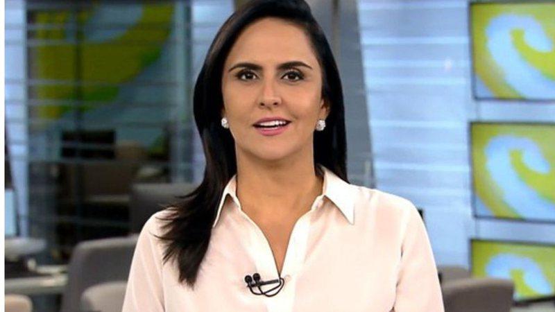 Que situação! Após 16 anos no time principal da Record TV, jornalista Carla Cecato é demitida por e-mail