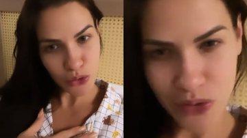Andressa Suita abre o jogo sobre doença dos filhos - Reprodução/Instagram