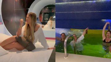 Marília Mendonça mostra noite de farra com Maiara e Maraisa no motel - Reprodução / Instagram