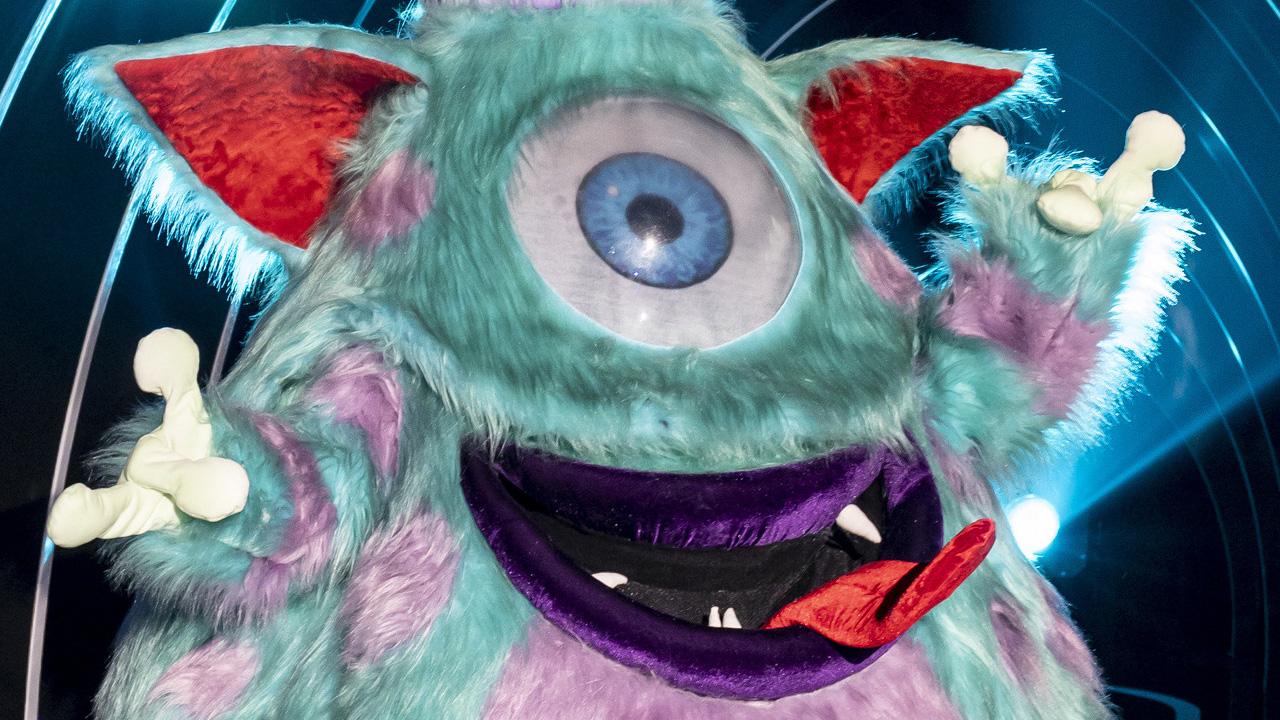 Monstro do 'The Masked Singer'