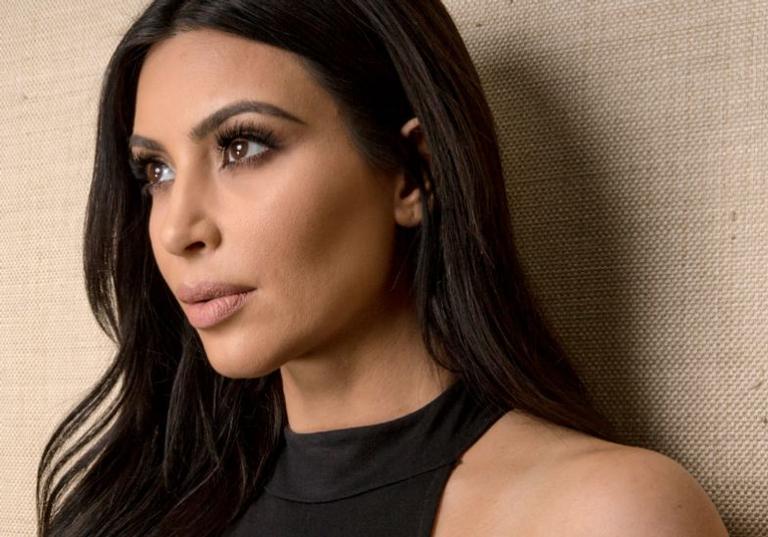 Kim Kardashian revela que está grávida do segundo filho