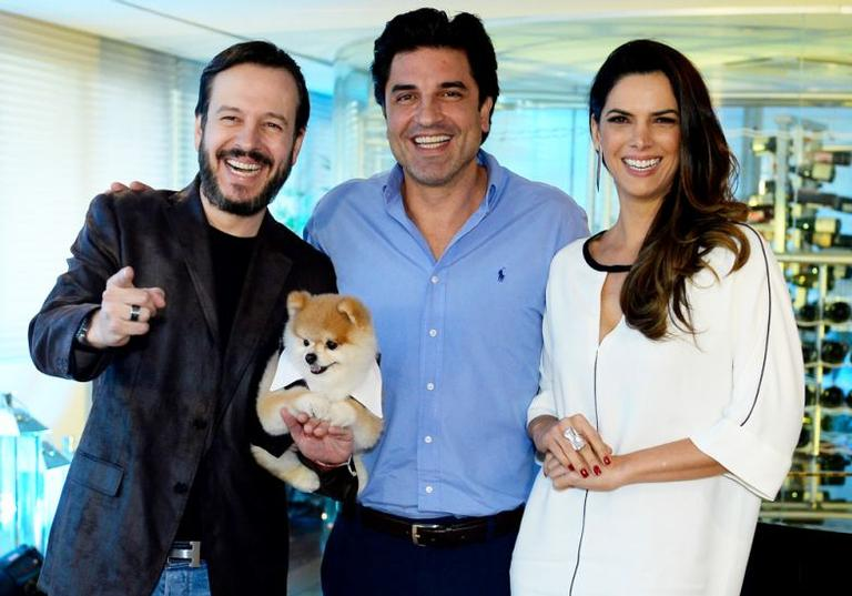 Zucatelli e Edu Guedes revelam segredos do 'Melhor pra Você'