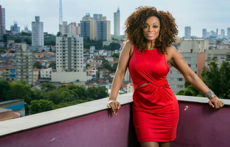 Paula Lima em São Paulo