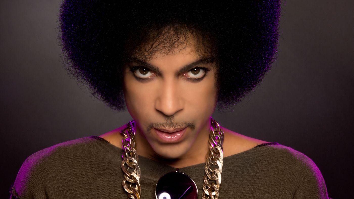 O cantor Prince, morto aos 57 anos