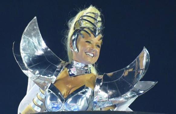 Xuxa desabafa sobre o Carnaval