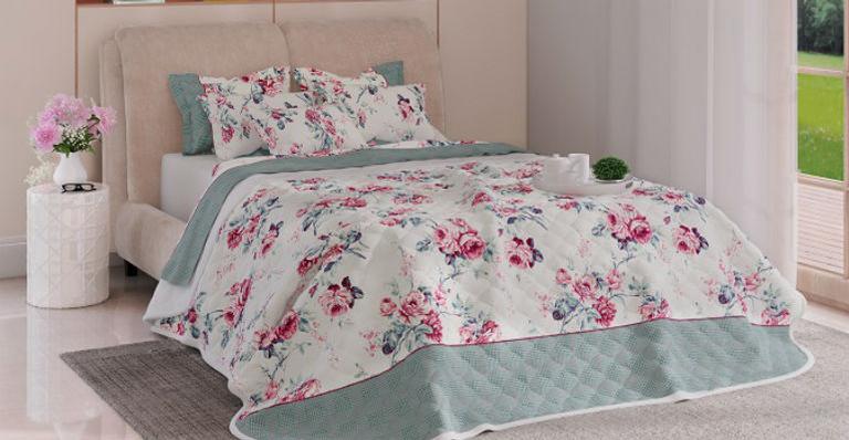 Roupas de cama com exclusiva ação antibactericida