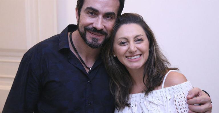 Padre Fábio de Melo e Lilian