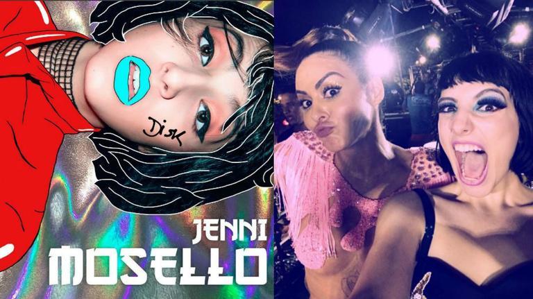 Jenni Mosello lança vídeoclipe