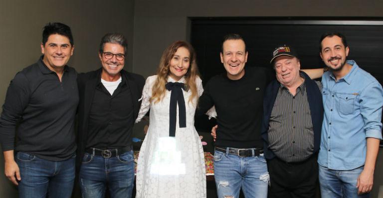 César Filho, João Kléber, Sonia Abrão, Celso Zucatelli, Raul Gil, Thiago Rocha