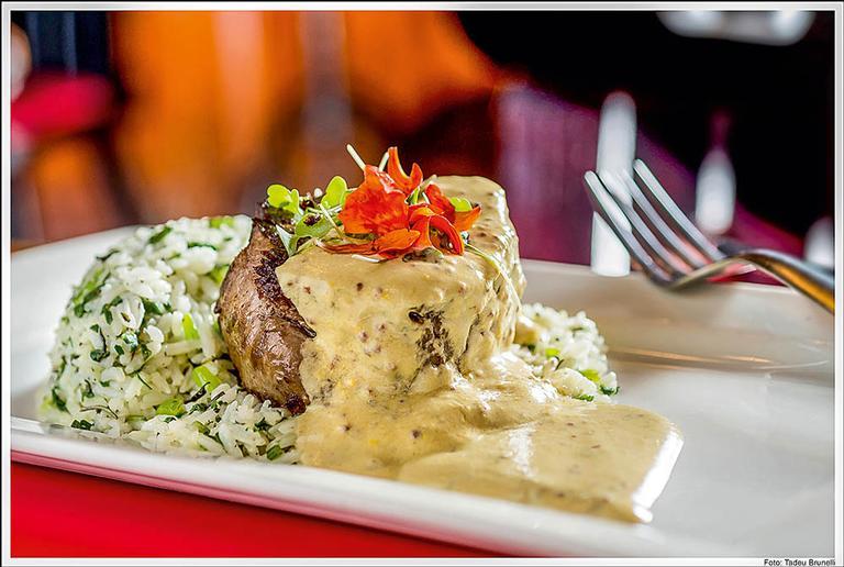 O prato é uma sugestão da chef Benny Alves, do Piratininga Bar