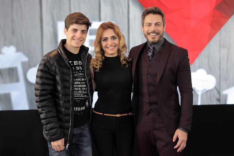 Luigi Baricelli lança novo programa em SP