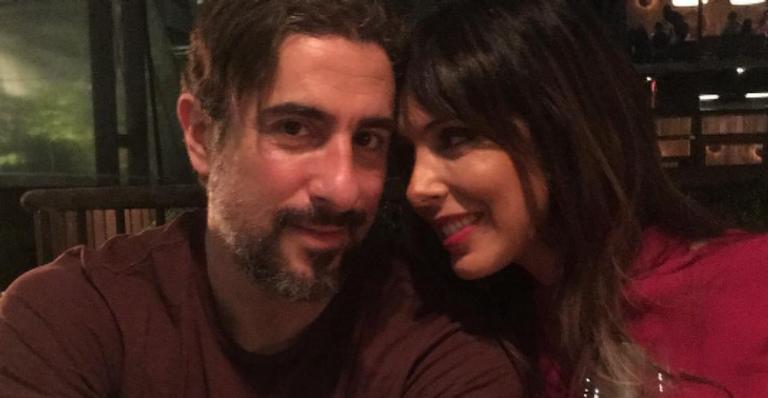 Casados há 12 anos, os dois são pais de Romeo, Donatella e Stefano