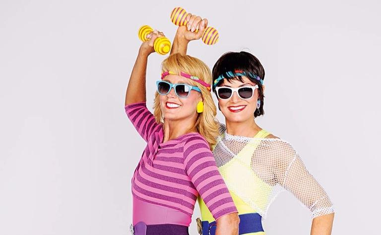 Xuxa e Luiza Brunet