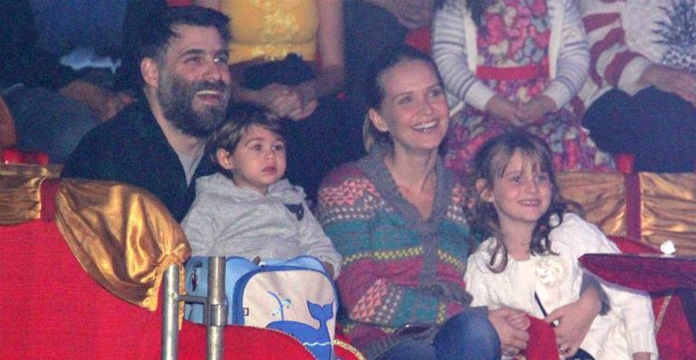 Noite de circo no Rio de Janeiro