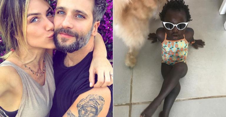 Giovanna Ewbank se derrete por clique estiloso de Titi