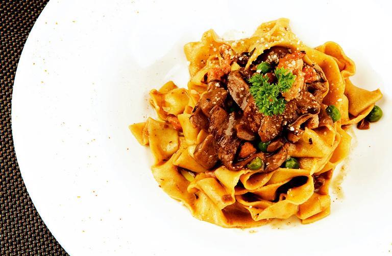 A receita é uma sugestão do chef Renato Ialenti, do L'Ulivo Cucina e Vini