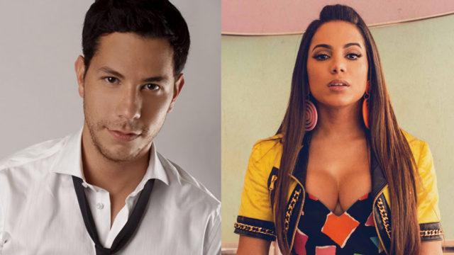 Christian Chávez e Anitta