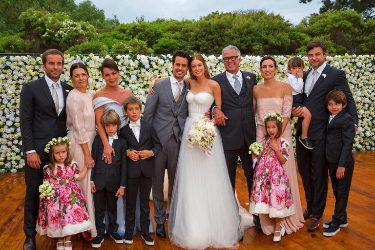 Casamento Marina Ruy Barbosa   <i>Crédito: Instagram