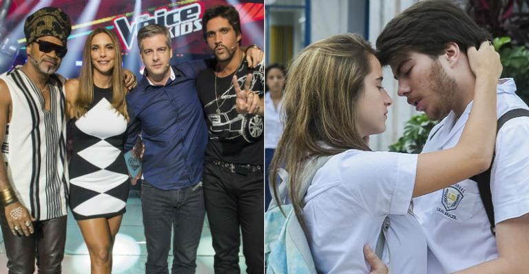 'The Voice Kids' e 'Malhação' concorrem ao Emmy Internacional Kids | <i>Crédito: Globo/Estevam Avellar e Globo/Caiuá Franco