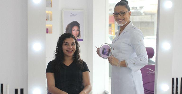 Criado em 2007, a rede de design de sobrancelha foi a primeira a entrar no mercado brasileiro