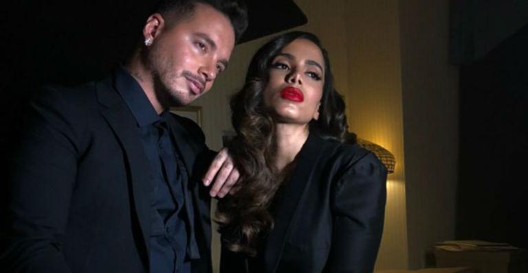 Anitta grava novo clipe em parceria com J Balvin