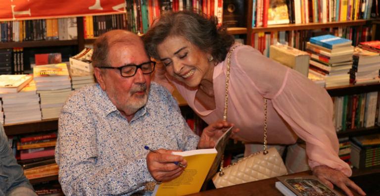 Lançamento do livro 'Todo domingo', do cineasta Cacá Diegues