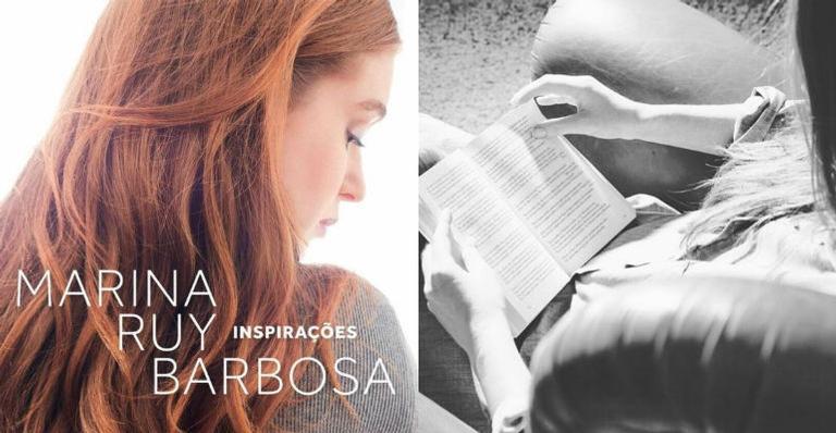 Marina Ruy Barbosa comemora o lançamento de seu primeiro livro