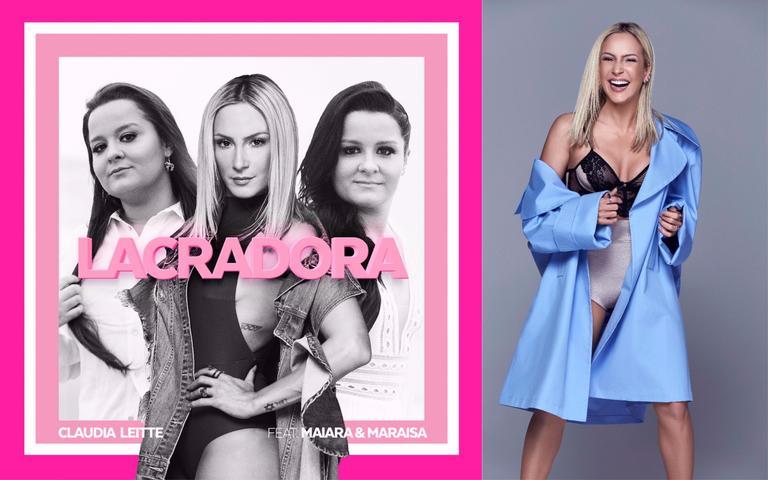 Claudia Leitte lança nova música Lacradora com Maiara & Maraisa