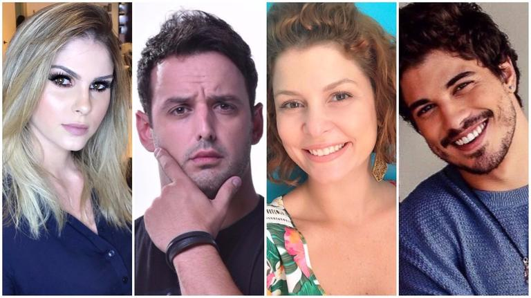 Os primeiros participantes da 3ª temporada do Dancing Brasil foram anunciados!