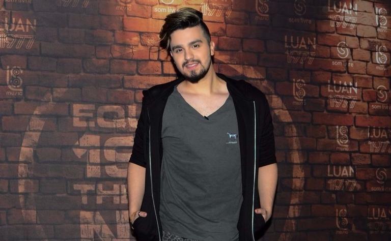 Luan Santana participará de filme sobre Chacrinha