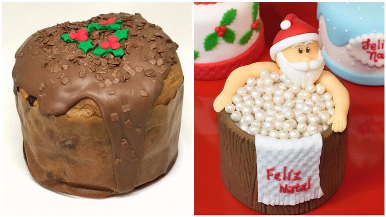 Deliciosos panetones para você se acabar neste Natal