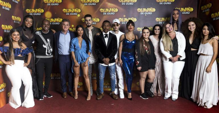 'Caldeirão de Ouro': veja o look de Anitta, Paolla Oliveira, Tatá Werneck e mais famosos
