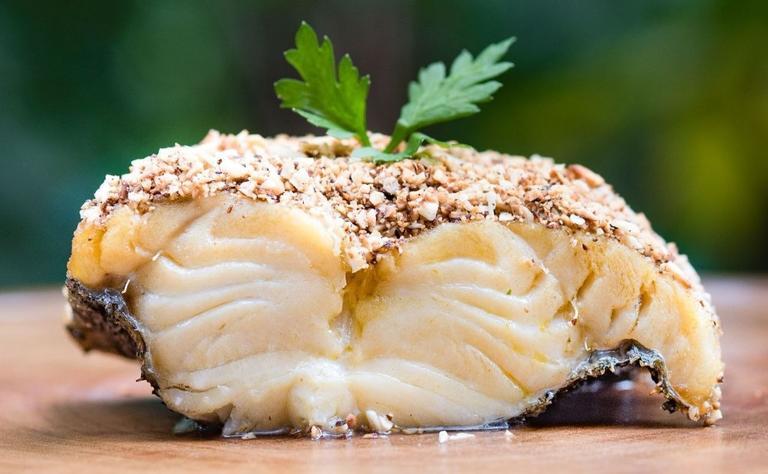 Experiência inovadora: o Bacalhau Caboclo do Chef Dedé