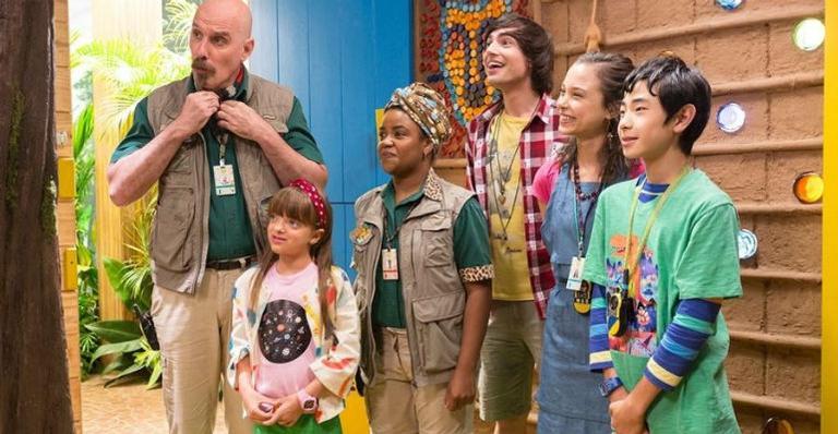 Rafinha Justus estreia como atriz em série do Discovery Kids