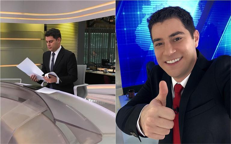 Não tem pra ninguém: Evaristo Costa é o Melhor Jornalista do Prêmio Contigo! Online
