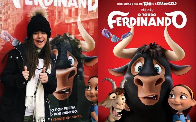 Confira o vídeo: Maisa e Thalita Carauta e os desafios de dublar a animação O Touro Ferdinando