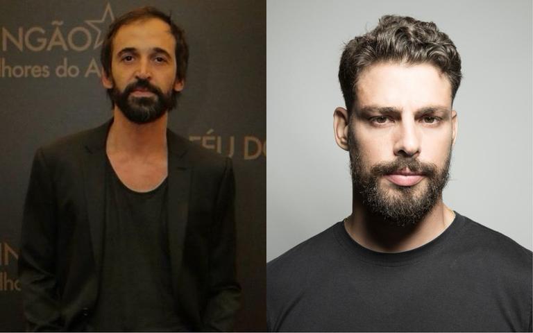 Cauã Reymond e Julio Andrade empatam como Melhor Ator de Série