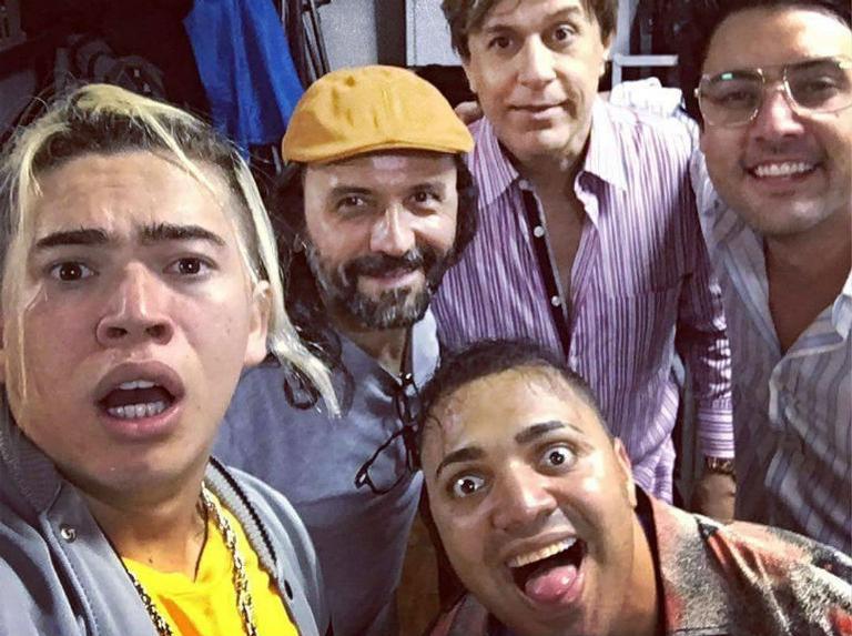 Os Parças é o grande vencedor da categoria de Melhor Filme do Prêmio CONTIGO! Online