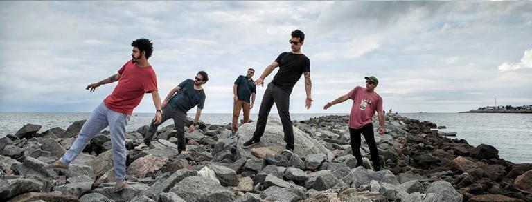 Banda Eddie se prepara para lançar seu sétimo álbum