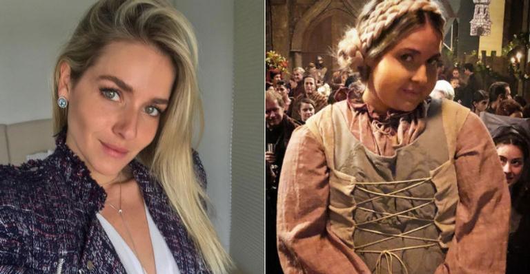 Monique Alfradique entra em 'Deus Salve o Rei'