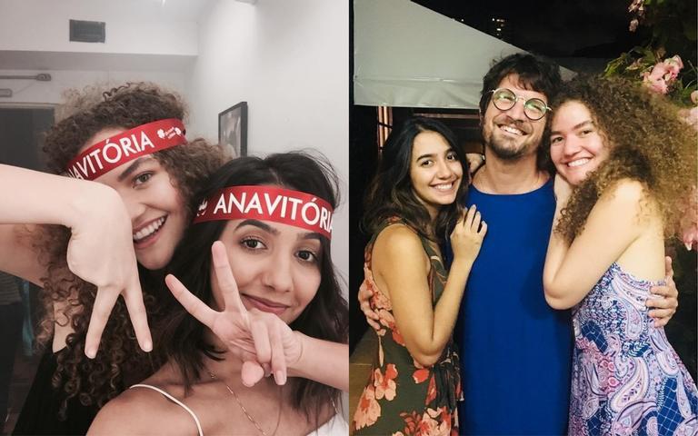 Com participação do cantor Saulo Fernandes, o duo Anavitória lança EP de Carnaval