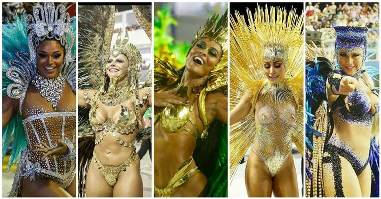 Musas Carnaval 2018
