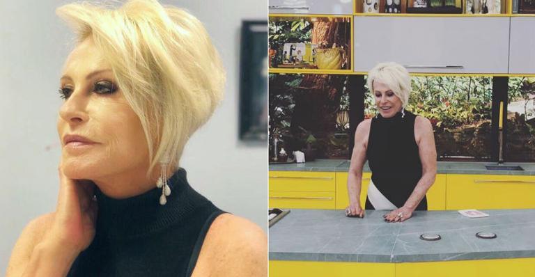 Ana Maria Braga retorna ao 'Mais Você' com novo visual e cenário!
