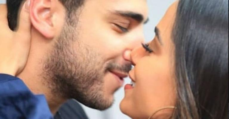 Thiago Magalhães lamenta saudade de Anitta: