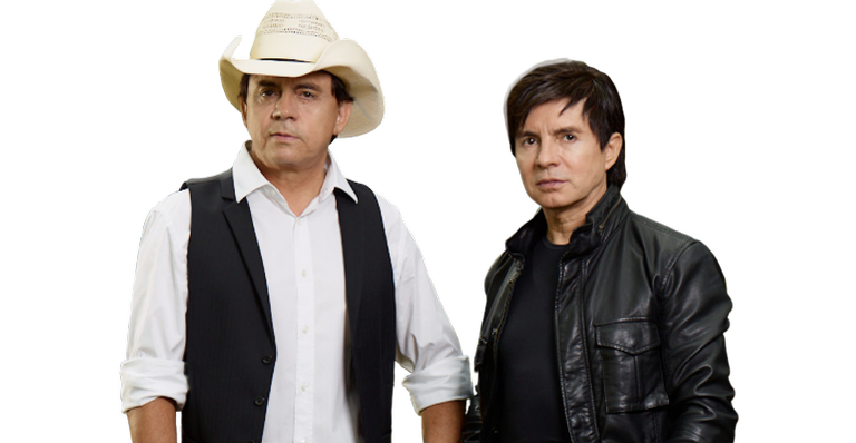 Chitãozinho e Xororó são escolhidos como Embaixadores da Festa do Peão de Americana