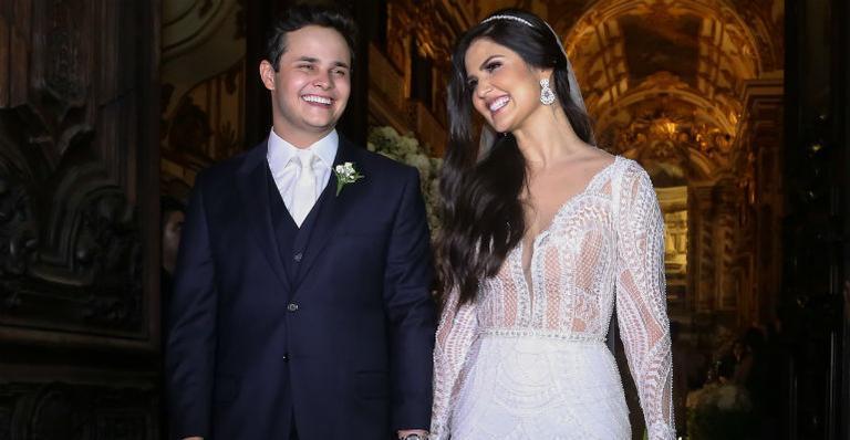 Casamento de Matheus e Paula Aires