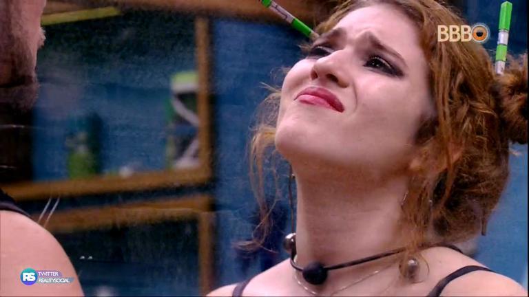 Rolou DR! Ana Clara diz a Breno que se arrepende de ter ficado com ele no BBB18