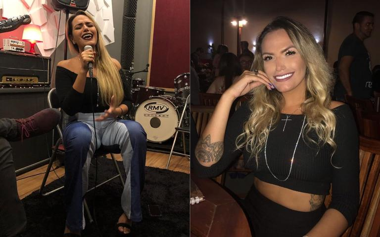 Live Contigo!: Gabi Lima fala sobre viver de sertanejo no Rio de Janeiro